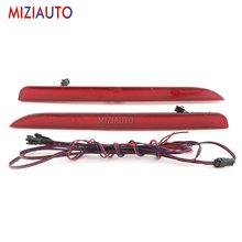 1 пара светодиодный задний бампер отражатель светильник для