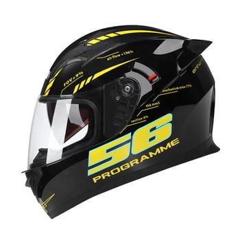 цена на New Off-road Motorcycle Helmet Full Face Casco Moto Motocross Professional motorbike ATV Downhill Racing Dirt Bike For Men Women
