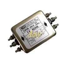 Мощность EMI фильтр CW4B 10A 20A 30A 40A S Трехфазный AC380V очистки
