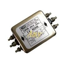 الطاقة EMI تصفية CW4B 10A 20A 30A 40A S ثلاث مراحل AC380V تنقية