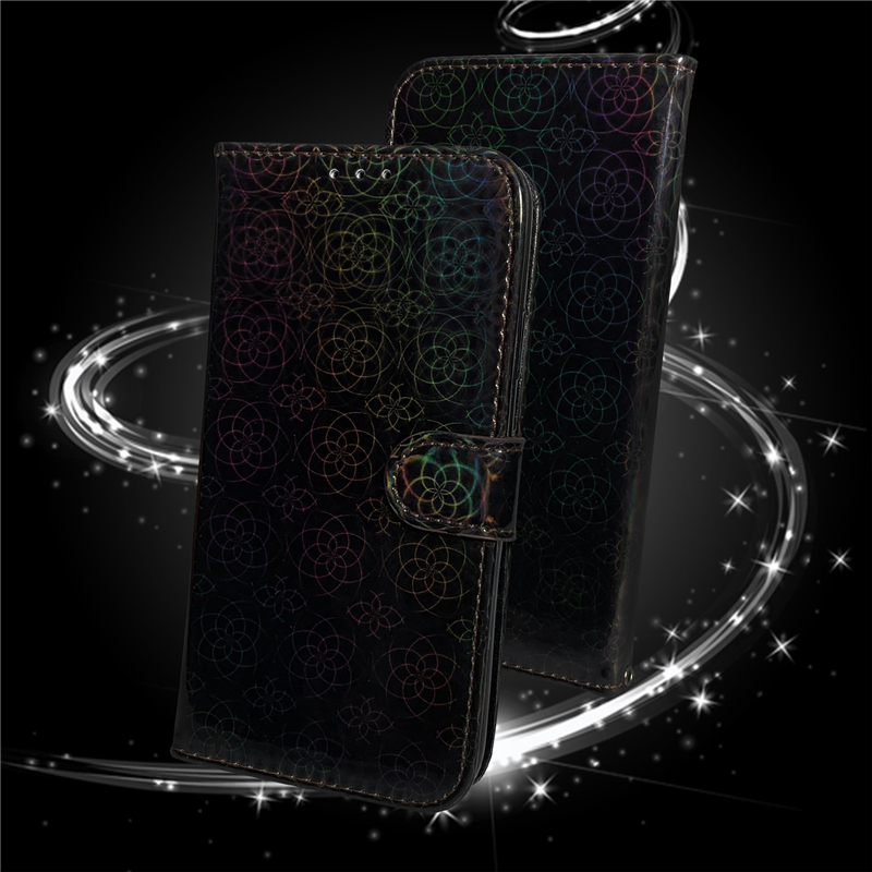 Gradient Colorful PU Leather Case for iPhone 11/11 Pro/11 Pro Max 11