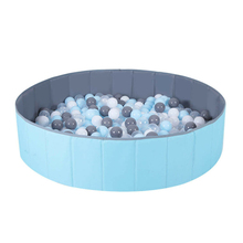 Baby Kids Toy Water Game Balls Pool Play Game Fence Portable Folding Child Ocean Balls