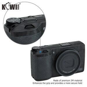 Image 3 - キウイアンチスクラッチカメラボディ皮膚保護フィルムキットリコー GR III GRIII GR3 GR マーク III カメラ 3 メートルステッカー黒