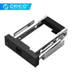 ORICO CD-ROM uzay HDD mobil raf dahili 3.5 inç HDD dönüştürücü muhafaza 3.5 inç HDD çerçeve mobil raf aracı ücretsiz