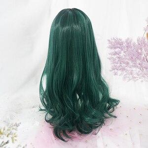 Image 3 - Женский длинный парик DIOCOS Boku no My Hero академия, женский парик для косплея мидория