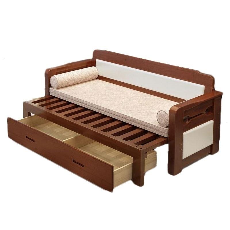 Zitzak Meubel Home Sillon Mobili Per La Casa Divano Wood Vintage Set Living Room Furniture Mobilya Mueble De Sala Sofa Bed