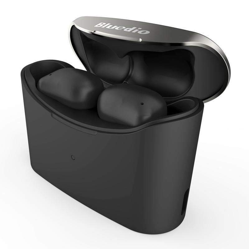 New Bluedio T elf 2 Bluetooth 5.0 Earphones TWS Wireless Headphones Handsfree Sports Headset  Gaming Headset With Charging Box|Bluetooth Earphones & Headphones|   - AliExpress