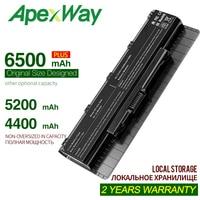 4400mah bateria do portátil para Asus N46 A31 N56 N46J N46JV N46V N46VB N46VJ N46VM N56 N56D N56JK N76 R401 R401J N76VZ R501 R501D|Baterias p/ laptop|   -