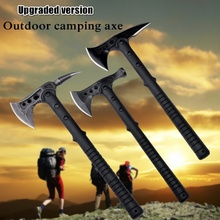 Hunting-Knife Battle Axe Abs-Handle Outdoor Garden Camping 15inch