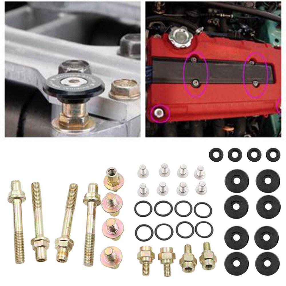 자동차 액세서리 엔진 밸브 커버 와셔 볼트 로우 프로파일 혼다 아큐라 B 시리즈 B16 B18/ B20 브랜드 새롭고 높은 품질