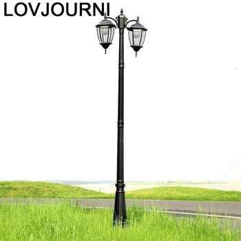 Lampioni Da Esterno Iluminador Jardin Lampadaire Apparecchio Exterieur Off Road Lampione Uliczna Lampada di Via