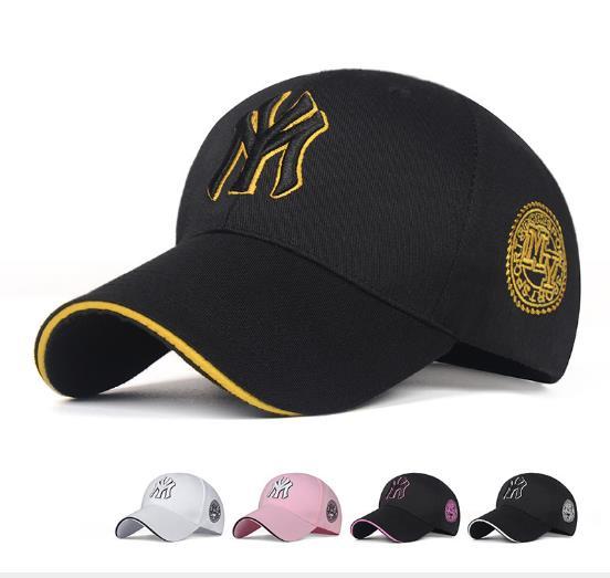 2020 High Quality MY Three-dimensional Embroidery Dad Hat Men Women Summer Baseball Cap Visor Caps Adjustable Bone Hats Gorras