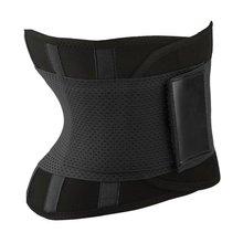 Cincher-Control Shaper-Belt Waist-Trainer Body-Tummy-Belt Comfortable Slimming Burning