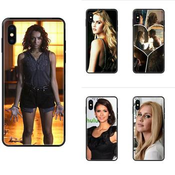 Soft New Fashion The Vampire Diaries 03 For Galaxy A5 A6 A7 A8 A10 A10S A20 A20S A20E A21S A30 A30S A40 A50 A70 A71 A70E image