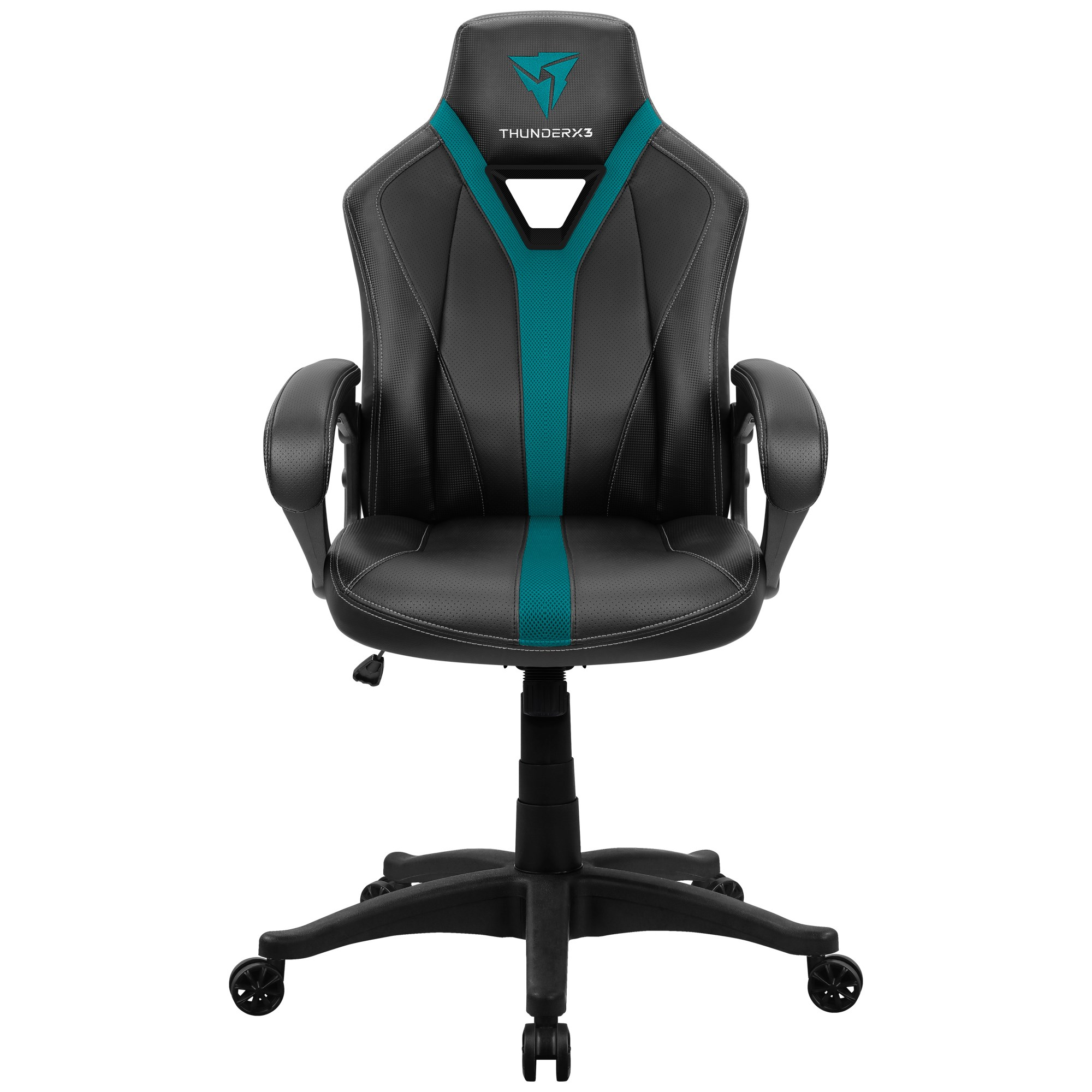 ThunderX3 YC1, Gaming Chair, Technology AIR, Breathable And Microperforada, Cyan