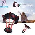 Для GoPro 5 Parachute Bird Fly кронштейн для фотографии подставка для Go Pro Hero 5 6 7 8 черная рамка для камеры аксессуары для аэрофотосъемки