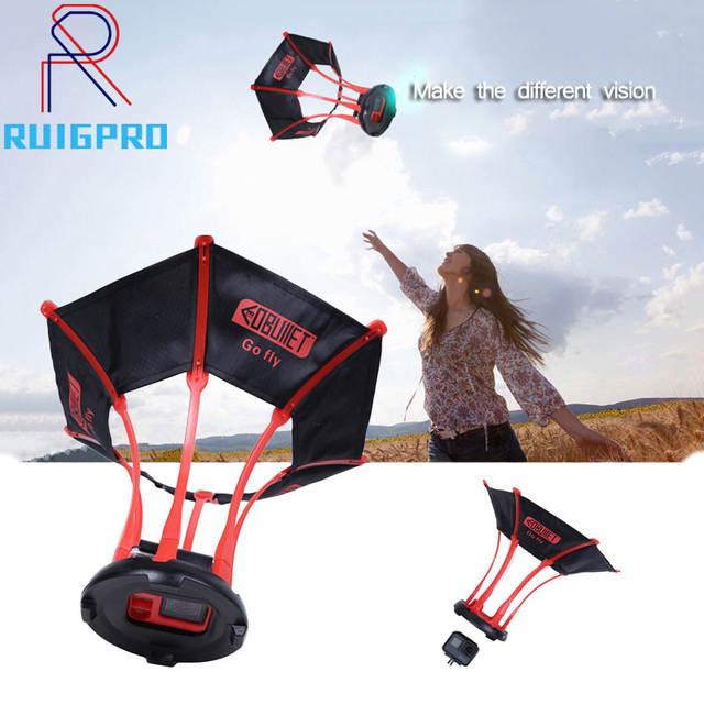 Ruigpro barato paracaidas para actioncam