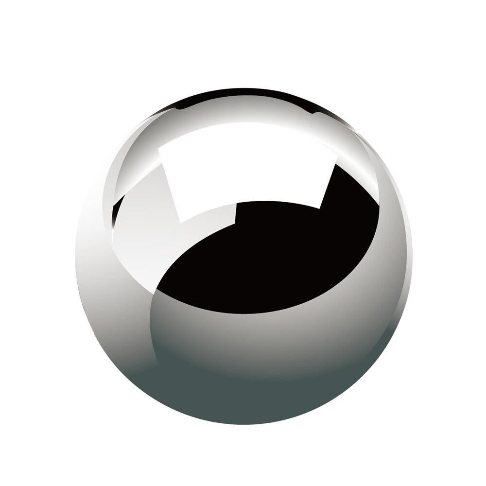 50mm High Gloss Glitter Stainless Steel Ball Sphere Mirror Solid Balls Home Garden Decoration Supplies Ornament Ball 150mm