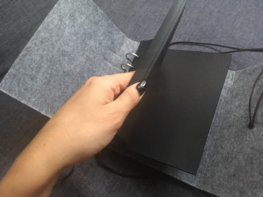 2019 новый войлок три размера плюшевый бархатный войлочный Чехол ручной работы DIY винтажный фотоальбом подарок на день рождения скрапбук фот...