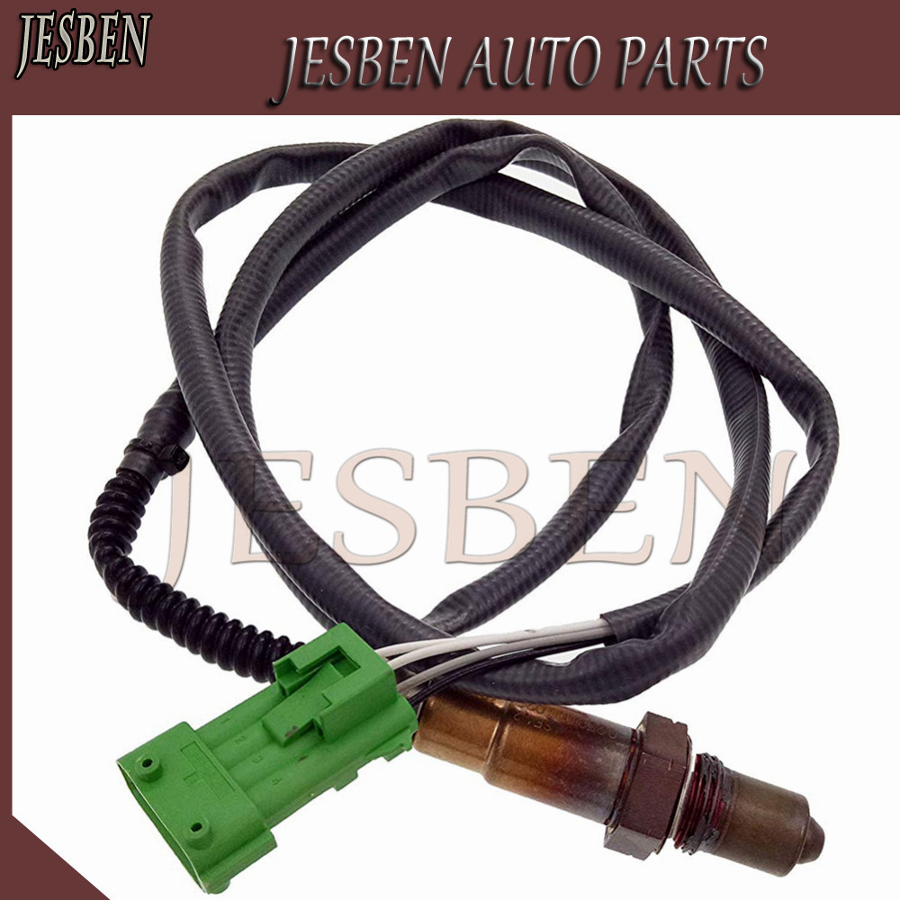 Oxygen O2 Lambda Sensor For PEUGEOT 206 306 307 406 407 607 806 Partner 0258006026 0258986615 1628EC 1628HQ 9635978980 96229976