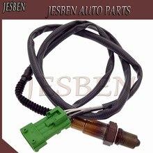 Zuurstof O2 Lambda Sensor Voor Peugeot 206 306 307 406 407 607 806 Partner 0258006026 0258986615 1628EC 1628HQ 9635978980 96229976