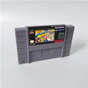 Image 2 - Super Bomberman 1 2 3 4 5 tarjeta de juego de acción versión US