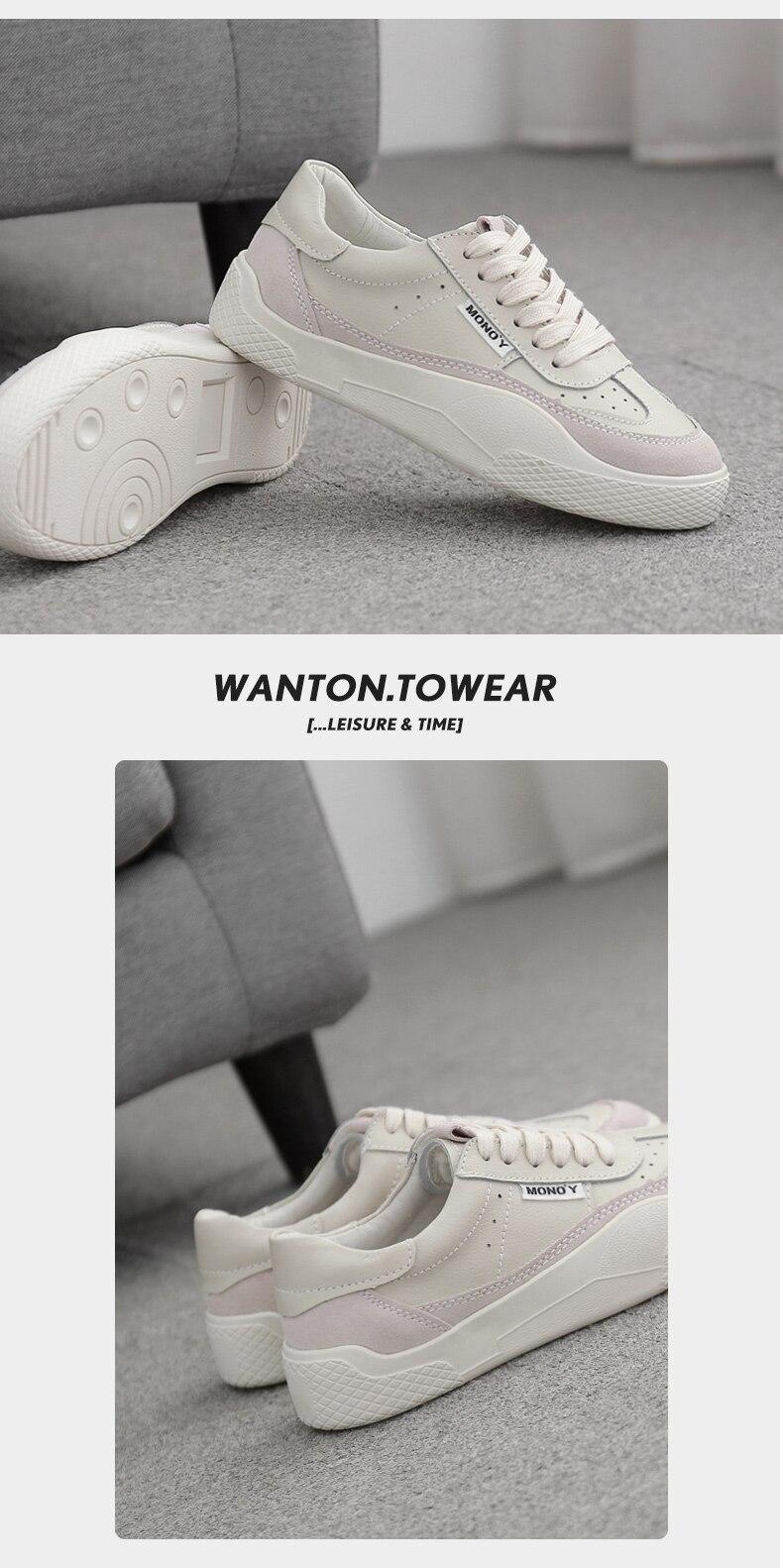 Женская Спортивная Обувь; Повседневная Обувь На Плоской Подошве