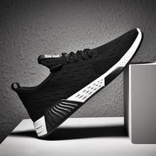 LASPERAL/Мужские дышащие кроссовки; нескользящая Мужская Вулканизированная обувь; Мужская обувь из сетчатого материала на шнуровке; износостойкая Повседневная обувь; Tenisb Masculino