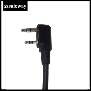 Image 5 - Waterproof  PTT Cable For Z Tactical Headset ComtacII H50 MSA SORDIN H60 HD03 Headset For Kenwood For Baofeng Two Way Radio