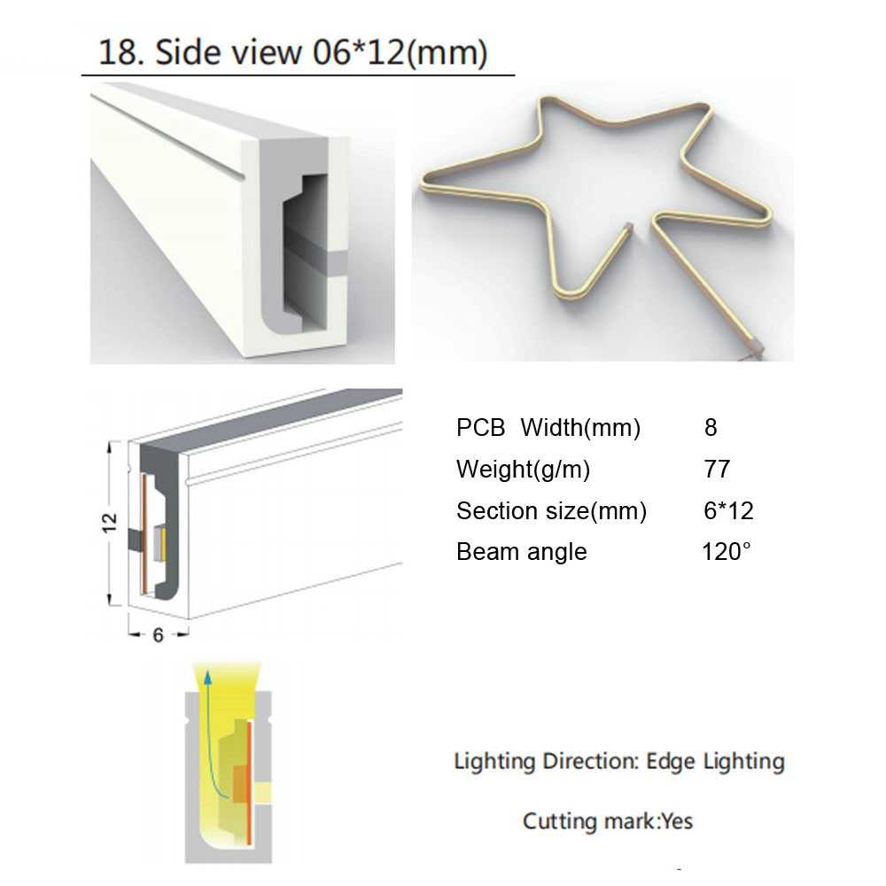 Tubo de cuerda de Led neón SK6812 RGBW WS2811 WS2812 WS2813 tubo de luz Flexible de Gel de sílice tubo de lámpara suave 1/2/3/4/5m IP67 impermeable