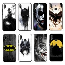 For xiaomi redmi note 7 k20 pro 7 note 5 6 4x 7a Clear Soft Silicone Phone Case Batman Joker Harley(China)