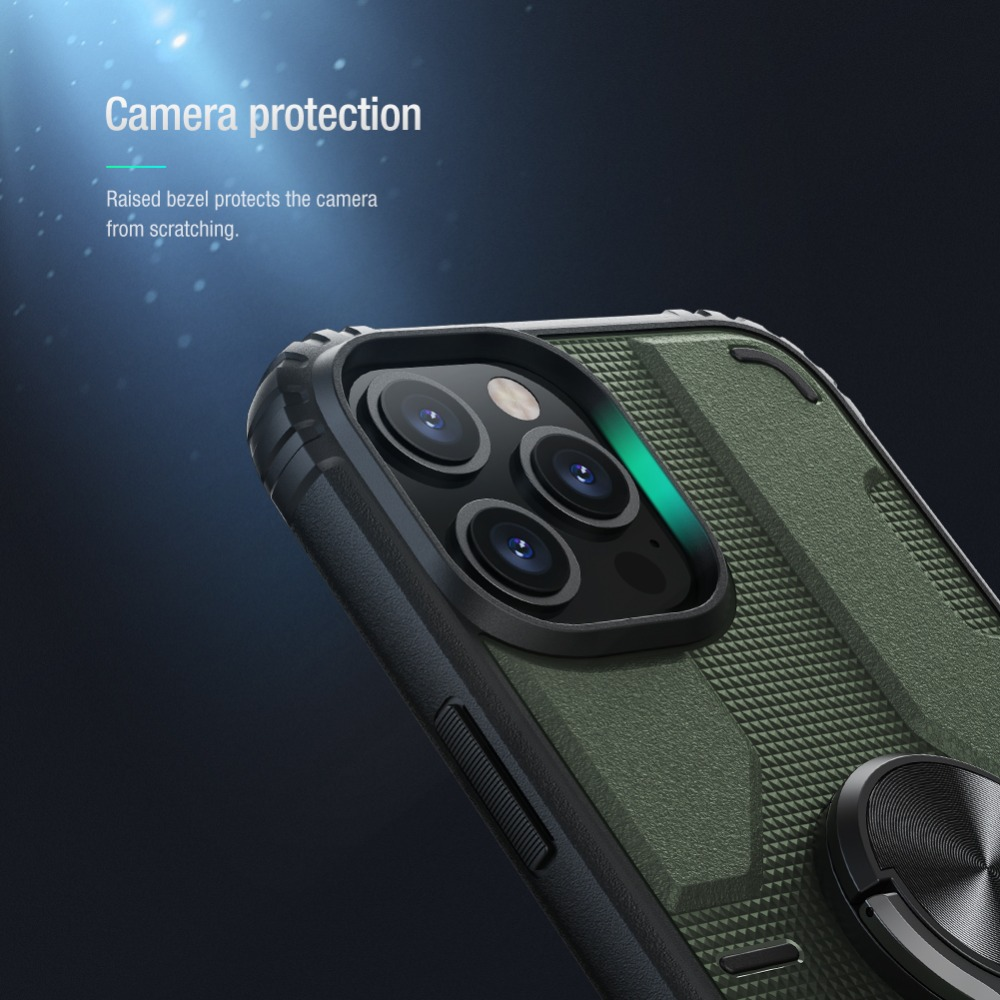 Removable Backrest Alloy Stand Case For iPhone 12 Pro Max 3