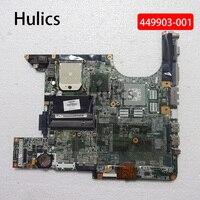 Hulics Original 449903 001 Motherboard for DV6000 DV6500 DV6700 DA0AT1MB8F1 REV:F DDR2