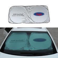 цена на 1x Car Sunshade Front Rear For Ford 2 3 fiesta ranger kuga Focus mk2 mk3 fusion mondeo mk4