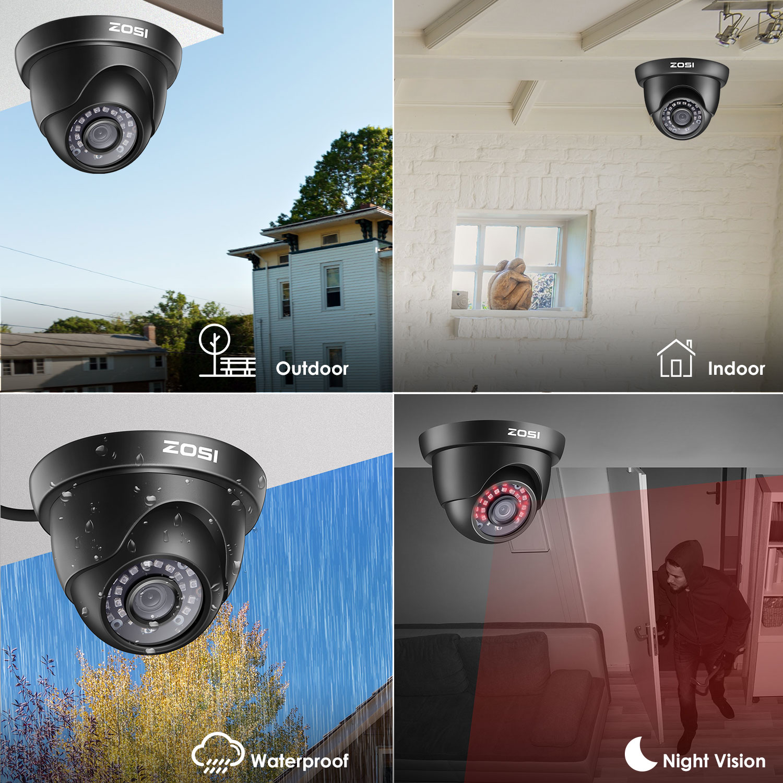 videcam cctv vídeo segurança em casa nightvision