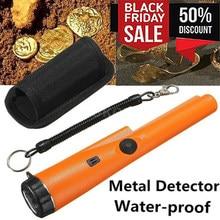 Detector de Metales de mano puntero GP, impermeable, IP66, probador de oro y otros metales de alta precisión