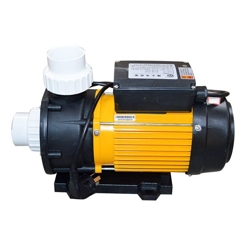 Swimming Pool Water Pump Whirlpool, Spa, Aquaculturel Sea Water Pump Circulation Pump For Fish Pond Seafood Pool TDA75/TDA50