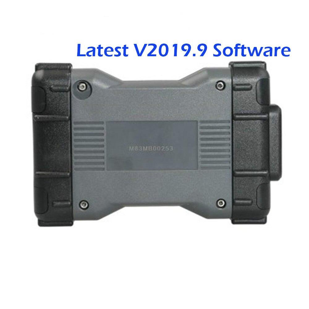 Для Mercedes Benz C6 OEM DoIP Xentry ДИАГНОСТИКА VCI мультиплексор с V2019.9 программным обеспечением HDD Нет необходимости активации