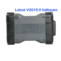 For Mercedes Benz C6 OEM DoIP Xentry Diagnosis VCI Multiplexer with V2019.9 Software HDD No Need Activation