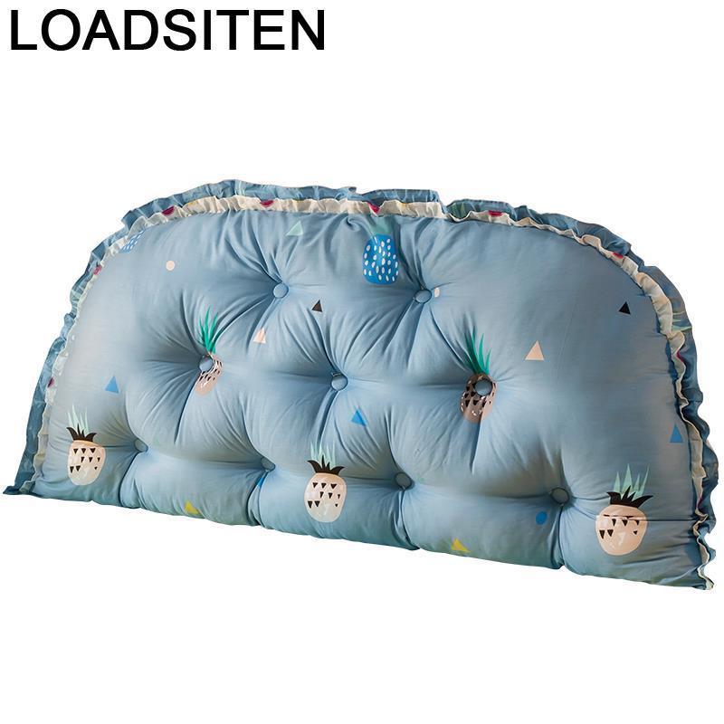 Poduszka Na Siedzisko Cojin Back Sofa Almofada Decorativa Coussin Decoration Cojine Home Decor Big Pillow Head Board Cushion