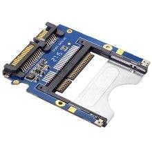 CFast для SATA 22Pin карты адаптер Жесткий диск чехол SSD HDD CFast кард-ридер для ПК ноутбука SA-012