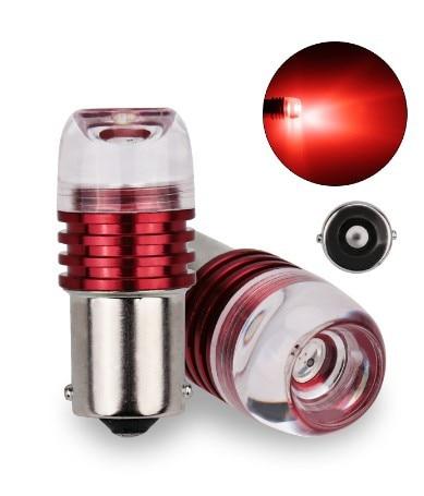 600x Strobe Flash Licht 1157 Led BAY15D P21/5W Brems Blink Licht Lampe Birne 12V Rot Weiß blau Auto Schwanz Stop L