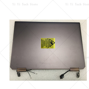 Image 5 - 13.3 INCH LCD Touch Digitizer Assembly FOR HP Spectre x360 Laptop 2 in 1 13 ap Full upper parts