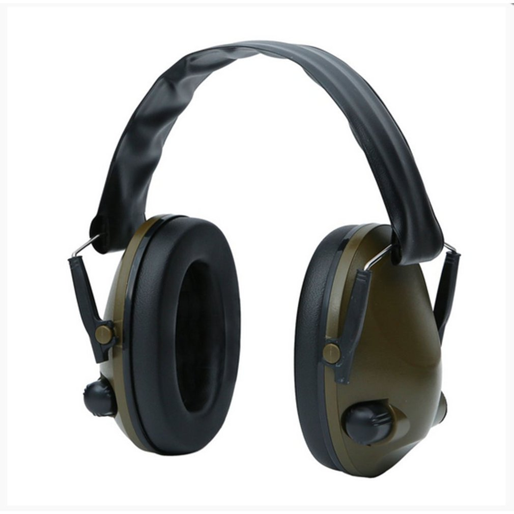 2020 Military Tactical Earmuff Noise Reduction Hunting Shooting Headphone Anti-noise Ear Defenders Hearing Protector