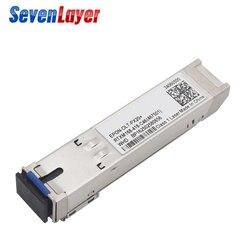 PX20 + Módulos SFP EPON OLT EPON ZTE EPON Sfp SC Conector compatível com HW cartões PX20 ++