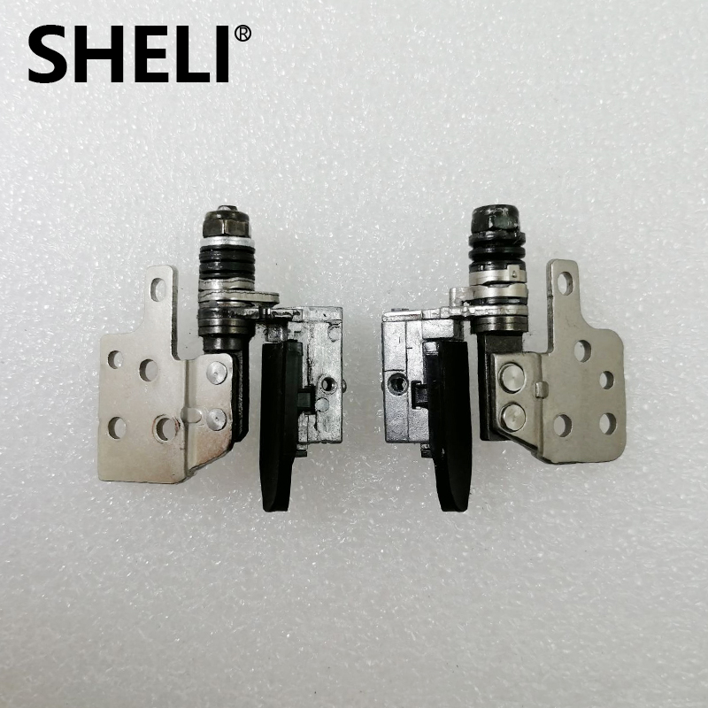 SHELI Laptop/Notebook LCD/LED Aixs/Hinges/Loops For Dell Latutide 5570 E5570 AM1EF000100 AM1EF000200 ADM80-TS Touch
