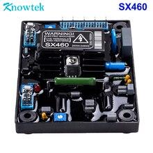 Автоматический регулятор напряжения SX460 AVR для бесщеточного генератора переменного тока