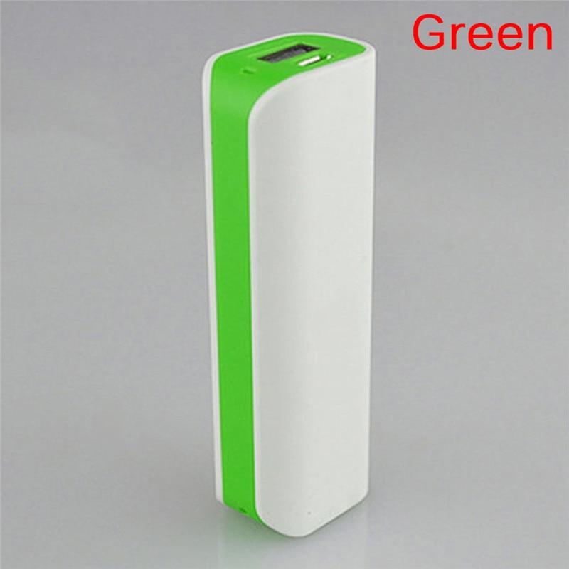 Без батареи Мобильный Внешний аккумулятор 18650 Коробка зарядное устройство для телефона diy чехол внешний аккумулятор Двойной USB повербанк Портативный Led Pover внешний аккумулятор