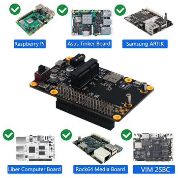 3G/4G/LTE Board Office Caring Expansion Computers Supplies for Raspberry Pi/Samsung ARTIK/Latte Panda/ASUS Tinker image
