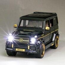 1:24 Diecast Car Model Metal Toy Vehicle